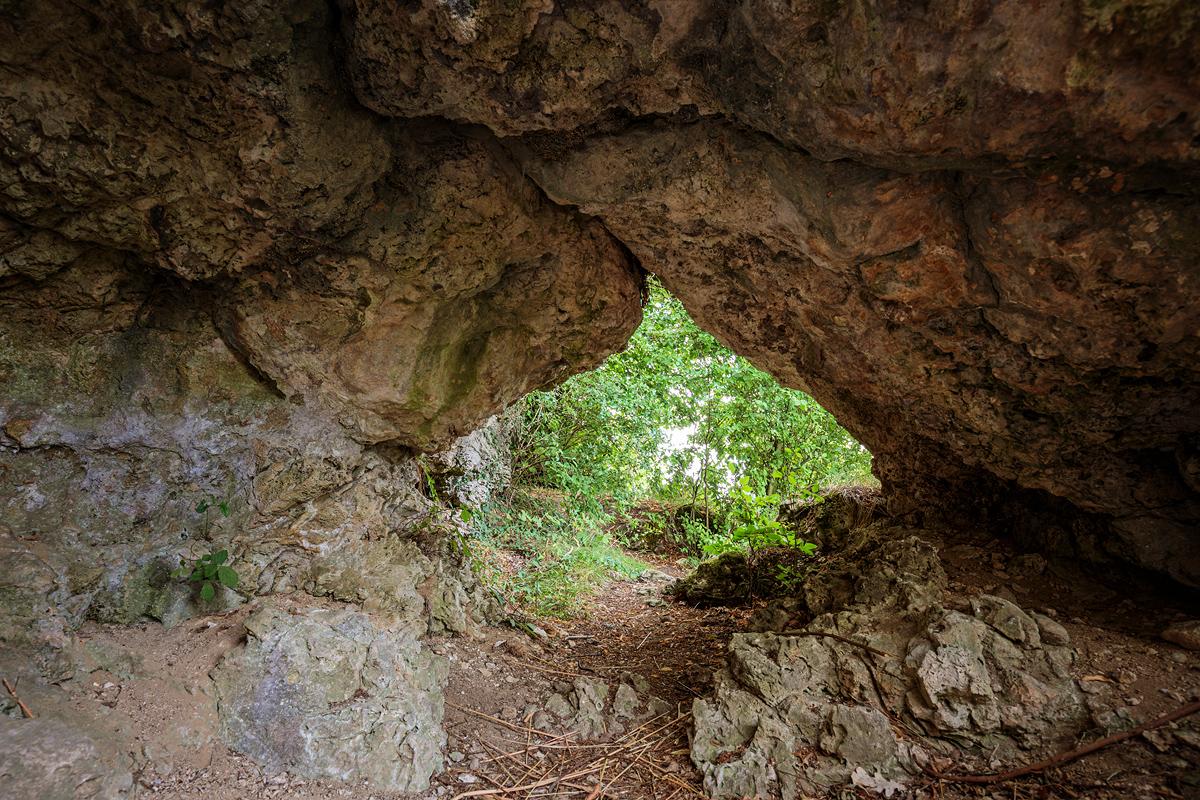Höhlen Nrw